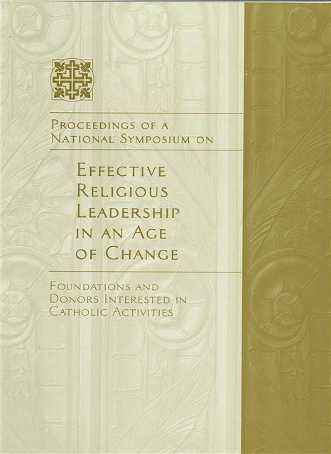 Effective Religious Leadership In An Age of Change