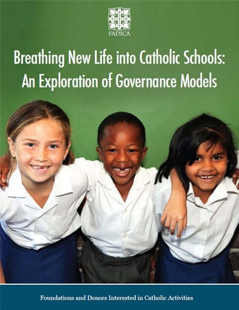 Breathing New Life into Catholic Schools: An Exploration of Governance Models