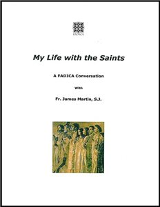 My Life With the Saints: A Conversation with James Martin, S.J.